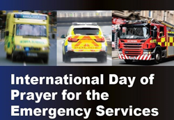 Day of Prayer for emergency services