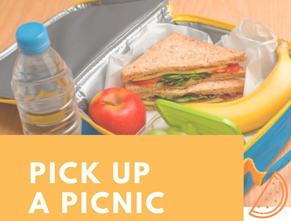 'Pick up a Picnic' outreach to families
