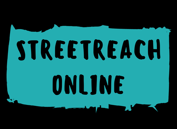 Streetreach Online happening across the diocese