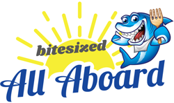 'All Aboard Bitesized' support for children's church