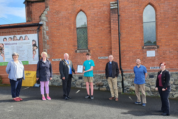 Award for Ballyclare coronavirus initiative