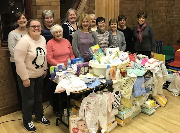 Royal boost for Baby Basics Belfast