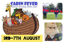 Get set for Cabin Fever Day 3 – Connor's online Bible Club