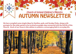 Outdoor ideas from Children's Ministry Network