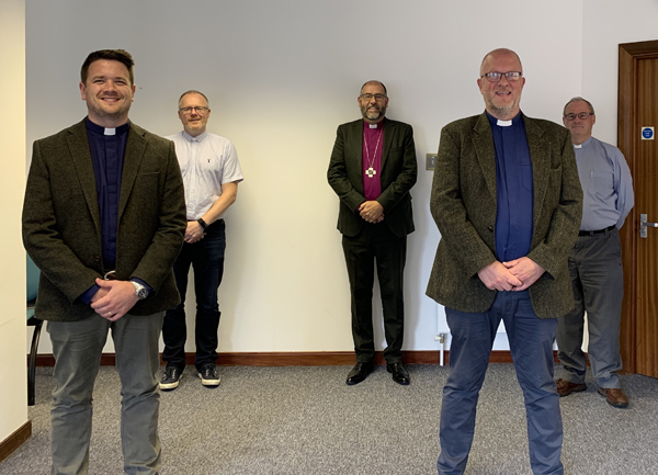 Curate-in-charge appointed for St Nicholas', Belfast