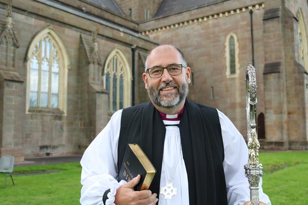 Congratulations Bishop George