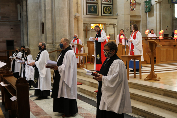 Service of Ordination of Deacons now available on video