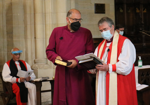 Consecration of the Bishop of Connor – the full service on video