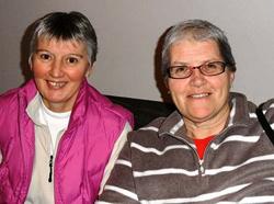 Retired SAMS Ireland mission partners honoured