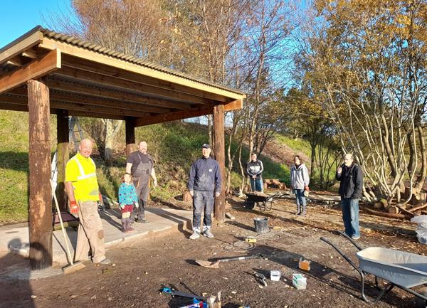 Garden will provide community space in Glencairn