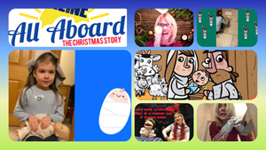 All Aboard Advent Online Two – 'Jesus is Born'