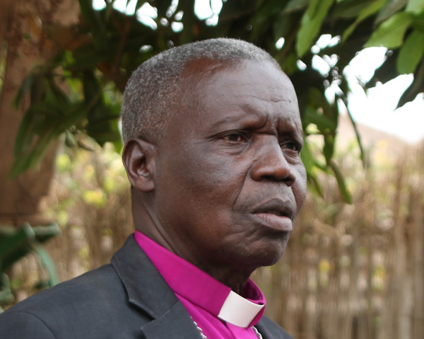 Retirement of Bishop Hilary of Yei