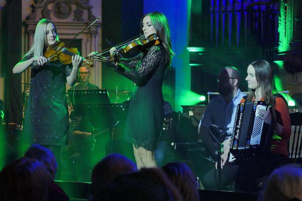 Emma features in Burns Night Concert