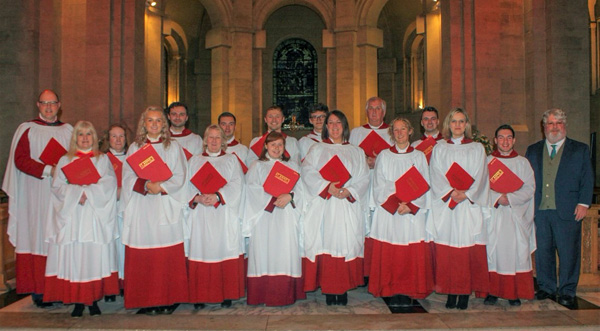 Cathedral's choral link to Presidential Inauguration