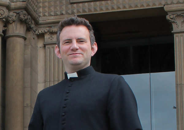 Larne curate appointed to incumbency in Bath & Wells
