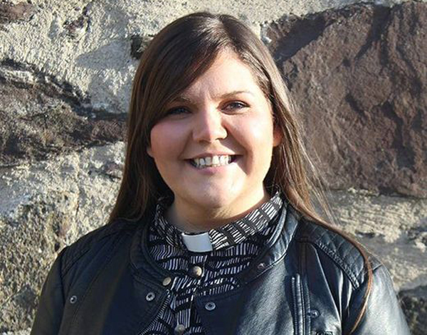 Danielle appointed vicar of Lisburn Cathedral