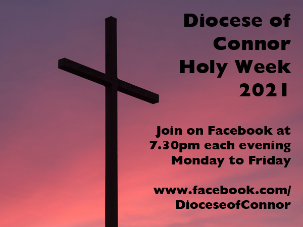 Online diocesan services for Holy Week