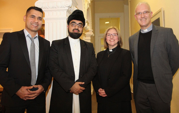 Archbishop appoints Inter Faith Advisor