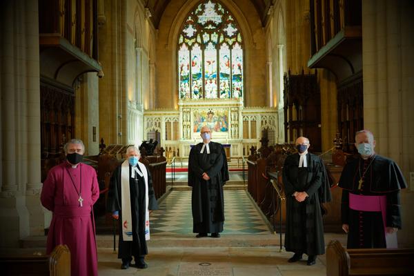 Church leaders lead NI Centenary broadcast