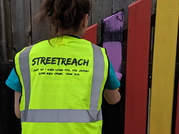 Invite to discuss how to mark Streetreach 2021