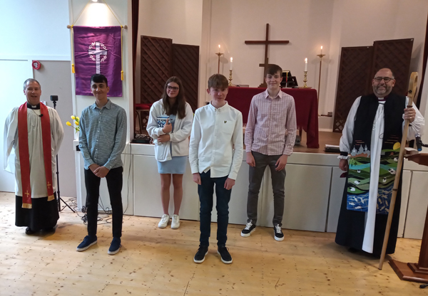 Confirmation in Templepatrick and Donegore