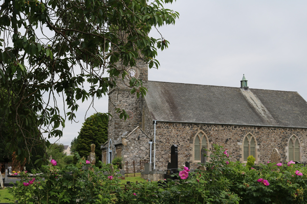 Glenavy Parish offers refuge after homes evacuated