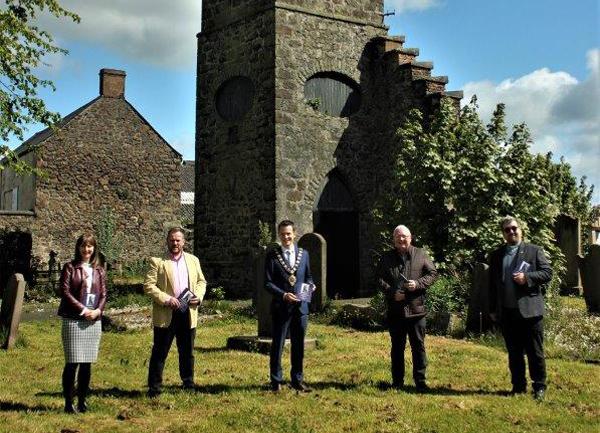 Booklet celebrates 300th anniversary in Ballymena