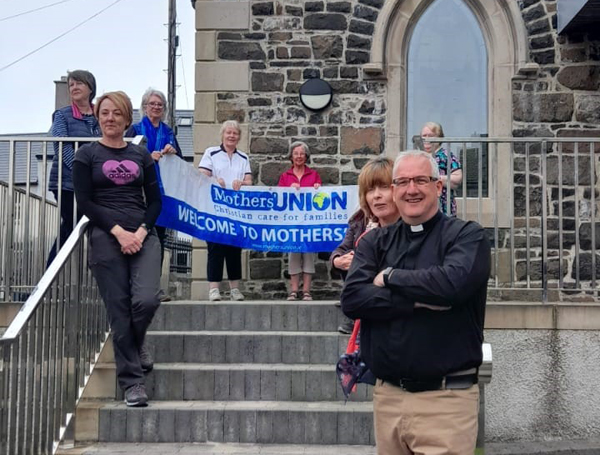 Mothers' Union fundraising walk in north Connor