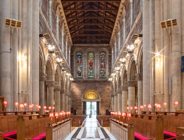 Belfast Cathedral reopens to visitors on July 1