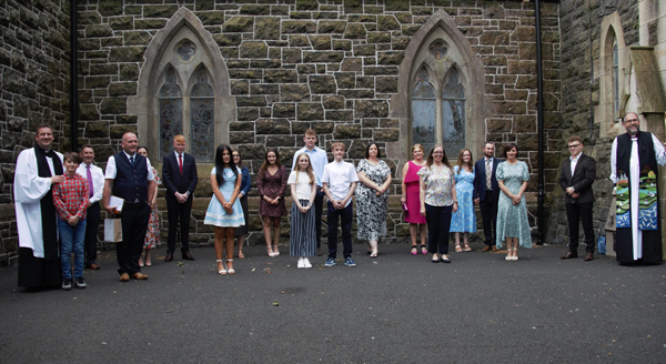 Confirmations in Ahoghill and Portglenone
