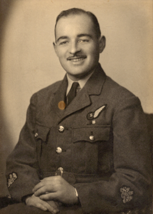 Flight Sergeant David Maffett.