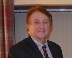 Former SAMS General Secretary undertakes fundraising walk
