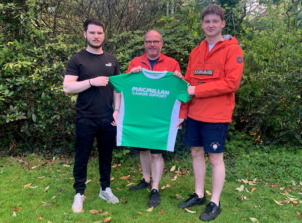 Change of route for Kevin's marathon walk for Macmillan