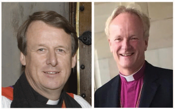 Two Church of Ireland bishops announce retirement
