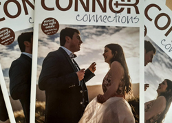 'Connor Connections' summer issue now available