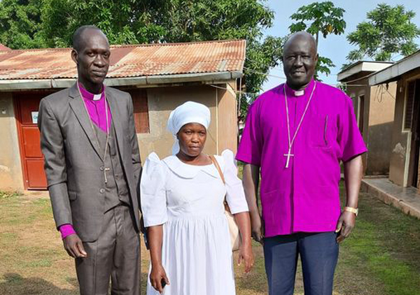 Consecration of new Bishop of Yei