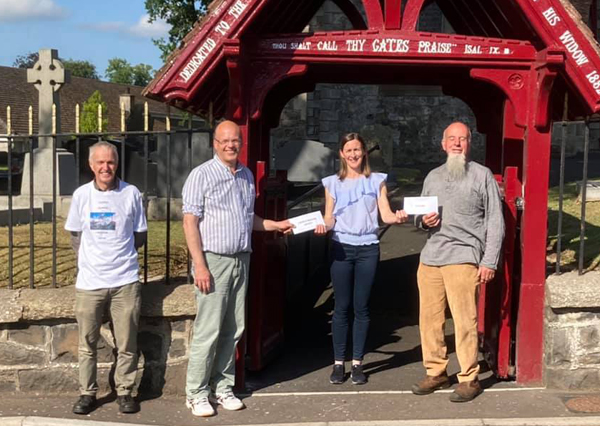 Everest challenge raises more than £12,000