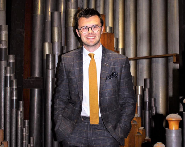 Assistant Director of Music at St Anne's appointed to Ely Cathedral
