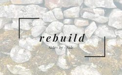 'Rebuild' – an invitation to leaders in youth and children's ministry