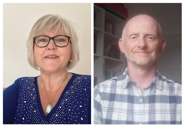Audrey Currie has been appointed Co-director with Equipping for Life, and Darrin Barr has been appointed Area Support Officer.