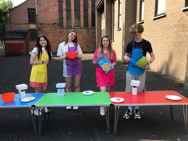Resourceful team leads summer scheme with a difference