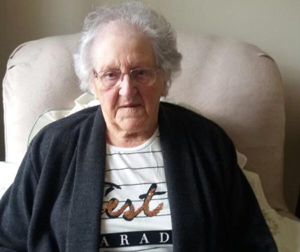 Magheragall parishioner Barbara celebrates 100th birthday