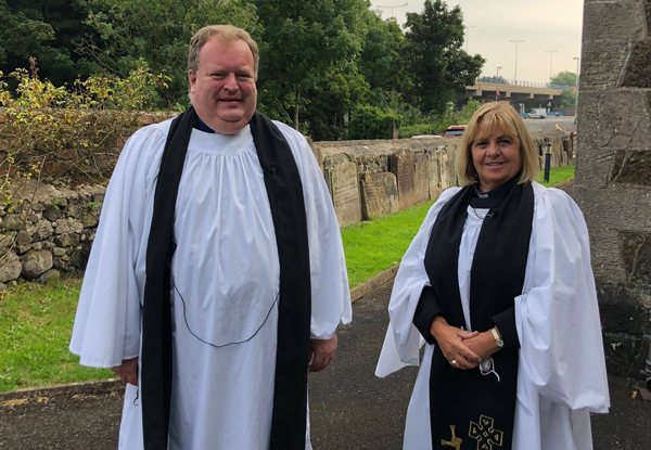 New curate for Larne, Inver, Glynn and Raloo