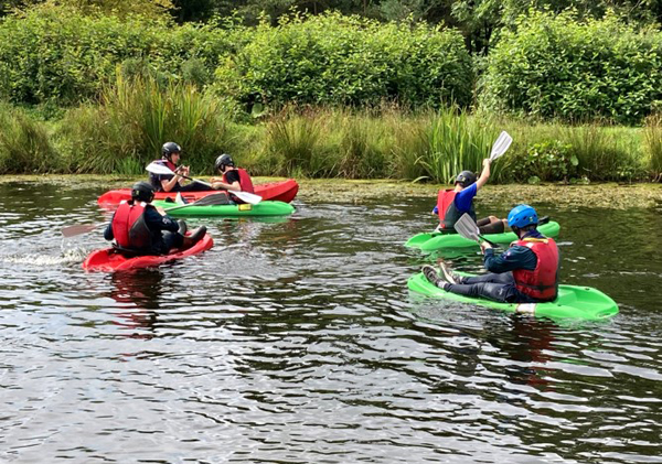 Summer Jam as 5th Antrim Scouts celebrate 10 years