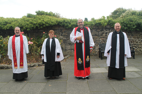 Ordination of priests for Connor Diocese