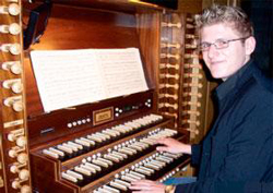 Appointment of Associate Organist at Belfast Cathedral