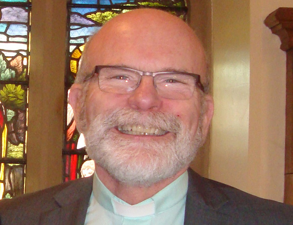 New Priest-in-Charge in the Glens