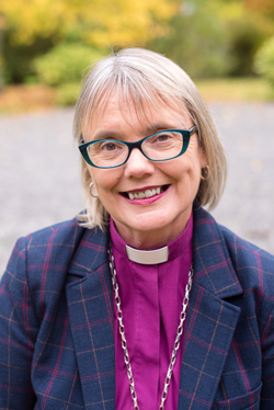 Bishop Pat Storey, chairperson of the MindMattersCOI advisory group.