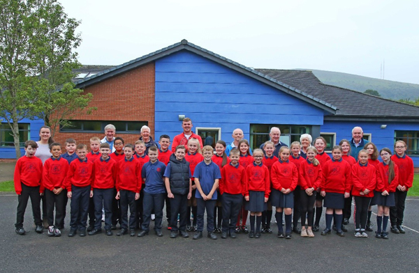 Equipping for Life introduces tennis coaching to schoolchildren