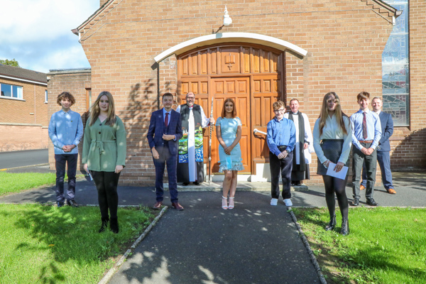 Confirmations taking place in parishes